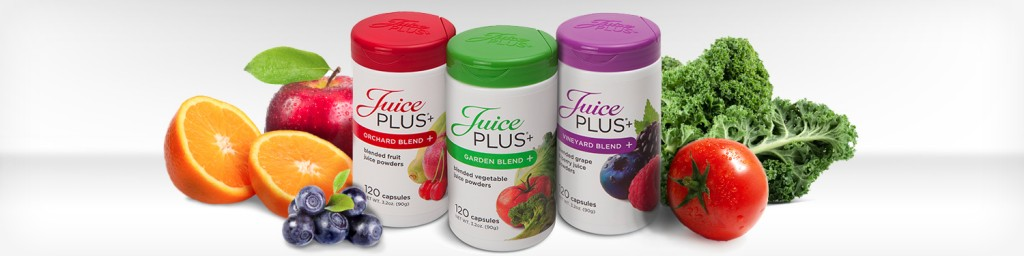 Juice Plus for health